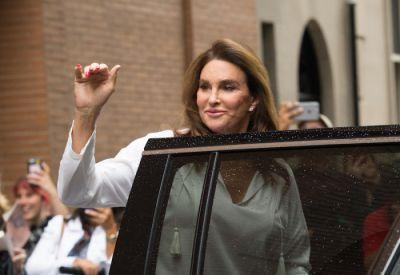 Yeah, Naw, We Good: Caitlyn Jenner Says She's Considering Running For State Senator