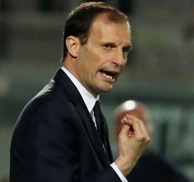 Allegri urges Juventus to focus on Serie A title clash with Napoli