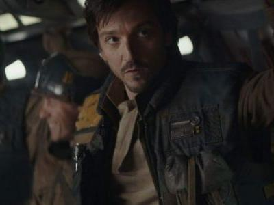 Rogue One's Cassian Andor to Headline a New Star Wars Series