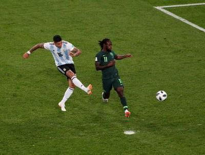 Leaving it late - last-gasp goals light up World Cup
