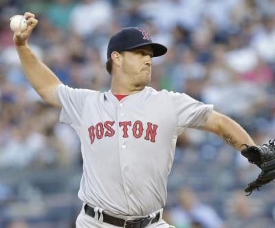 Boston Red Sox knuckleballer Steven Wright suspended 80 games for PEDs