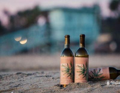 World's First THC-Infused Alcohol