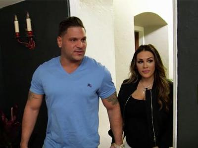 Ronnie Ortiz-Magro Just Exposed Jen Harley For Allegedly Trying To 'Extort' Him Amid Ongoing Feud