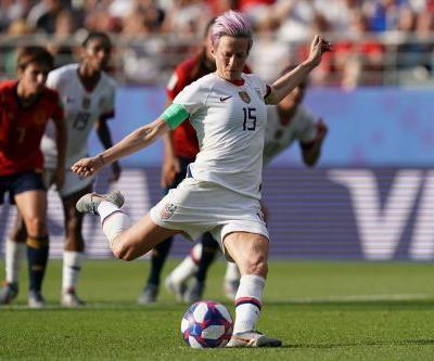 USWNT tops Spain in World Cup after controversial PK
