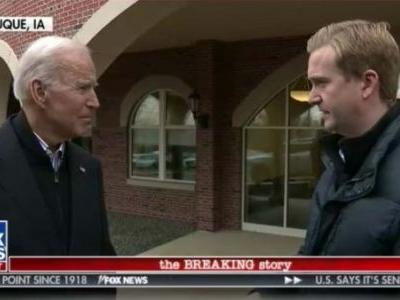 Peter Doocy On Covering The Biden White House During It's First Week