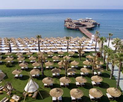 Titanic Mardan Palace: The Magnificence of Mediterranean