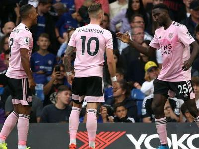 Leicester City deny Lampard's Chelsea first win