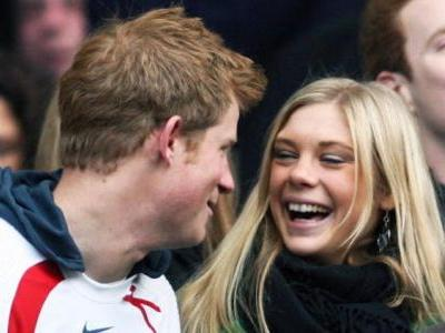 Prince Harry's Ex Chelsy Davy May Get an Invite to the Royal Wedding and We're Like, Why Though?