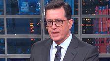 Stephen Colbert Has A Painfully Honest Question About Rising U.S.-Iran Tensions
