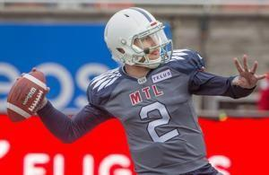 Johnny Manziel throws first 2 CFL TD passes, Alouettes fall