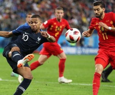France Vs. Croatia Live Stream: How To Watch The World Cup 2018 Final Online