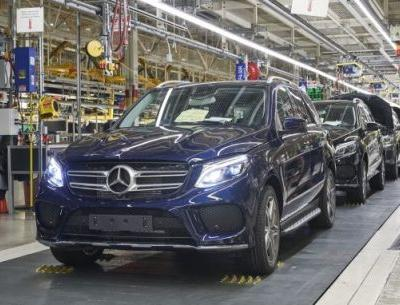 Alabama Mercedes-Benz Plant to Assemble Battery-Electric SUV