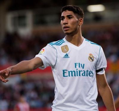 Achraf Hakimi to hold talks with Lopetegui over his Real Madrid future