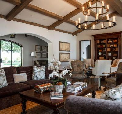 A sprawling, 3,500-acre cliffside ranch with 2 luxury villas and 120 cows could break the Santa Barbara real-estate record - here's a look inside