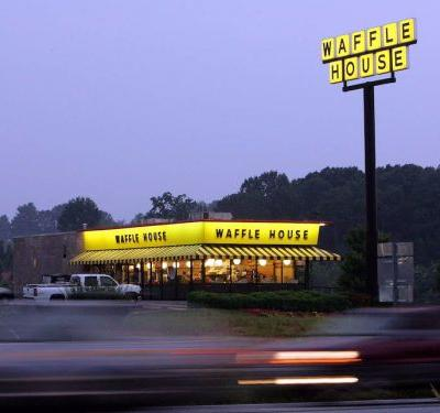 People are keeping a close eye on Waffle House as Hurricane Florence churns toward the East Coast - and there's a weird reason why