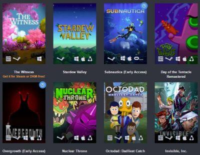 Humble Freedom Bundle: $600 worth of games for $30, all proceeds go to charity