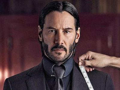 Watch Keanu Reeves Show Off His Duke Caboom Toy Story 4 Poster