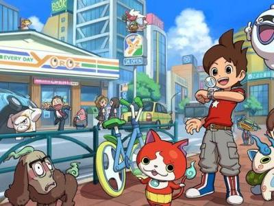 The Original Yo-kai Watch is Coming to Nintendo Switch