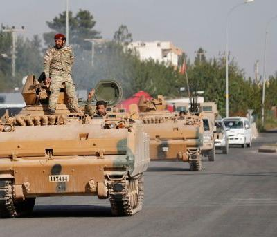 Syrian army to deploy along Turkish border in deal with Kurdish-led forces
