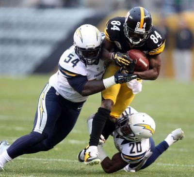 Steelers' prime-time schedule adjusted again by NFL as Chargers matchup moves to prime time