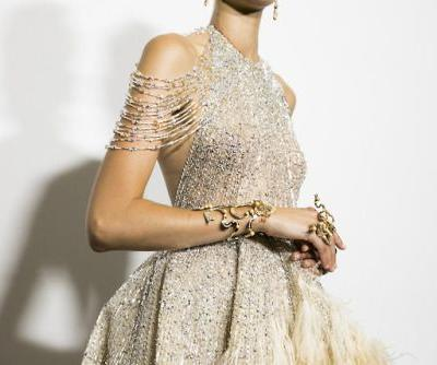 Perfection lies in details - GEORGES HOBEIKA Haute Couture