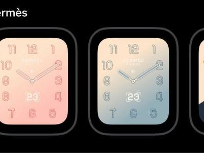 Apple Watch Series 4 Hermès Edition To Get Exclusive Watch Faces