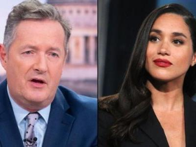 Piers Morgan blasts Meghan Markle for marrying Prince Harry: She is self-obsessed
