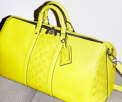 Louis Vuitton Dips Luggage in Bright Summer-Ready Colors for Taïgarama Collection