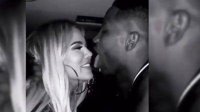 Tristan Thompson Says He'll 'Eventually' Propose To Khloé Kardashian During FaceTime With Kris Jenner