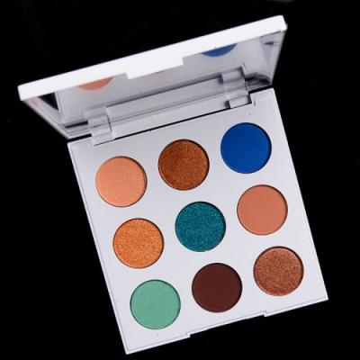 ColourPop Mar Eyeshadow Palette Review & Swatches
