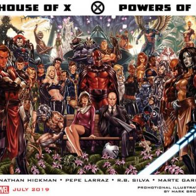 BREAKING NEWS FROM C2E2! The next chapter for the X-Men arrives