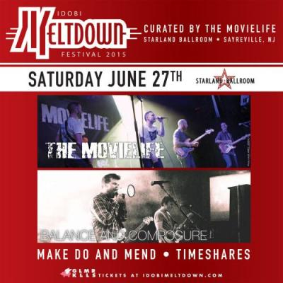 Don't miss out on the idobi Radio​ Meltdown Festival at Starland