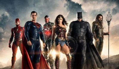 Batman Is Fighting Robots, We Think, In New Justice League Photo
