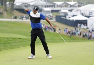 Koepka holds on to win PGA Championship