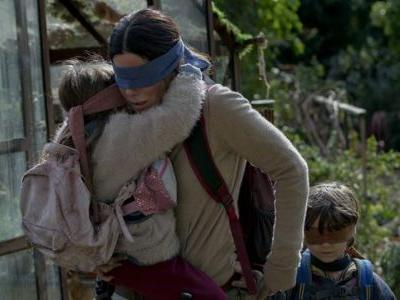 """Scrapped 'Bird Box' Creature Revealed in New Images; See the """"Long Fat Baby"""" That Didn't Make the Cut"""