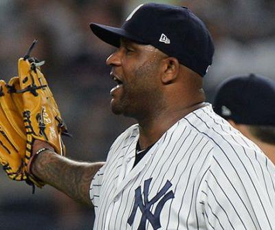 MLB punishes CC Sabathia for Rays episode