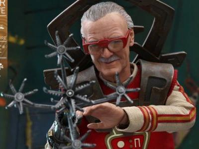 Hot Toys Reveals New Marvel Action Figures For Iron Man Mark IV, Spider-Man 2099, and Stan Lee's THOR: RAGNAROK Cameo