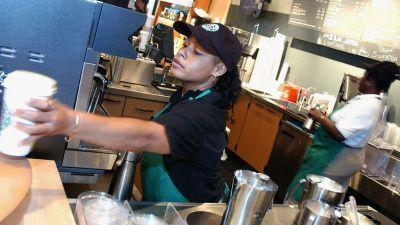 Starbucks Now Has the Best Parental Leave Policy of Any Major Restaurant Chain