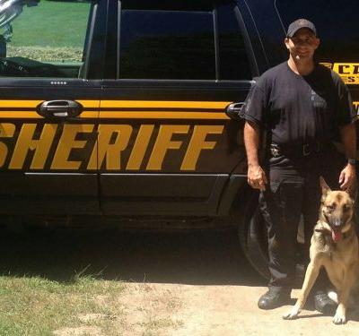 K-9 dies after air conditioner stops working in cruiser