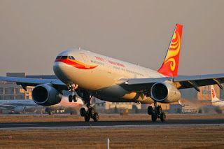 Five new air routes to link UK and China