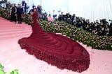 The Trains on These Met Gala Gowns Were Extra in The Best of Ways