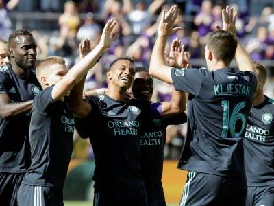 Nani scores late winner as Orlando City blanks Whitecaps