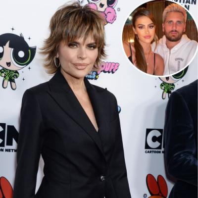 Lisa Rinna 'Was Wary' of Scott Disick Dating Daughter Amelia - But 'He's Grown on Her'
