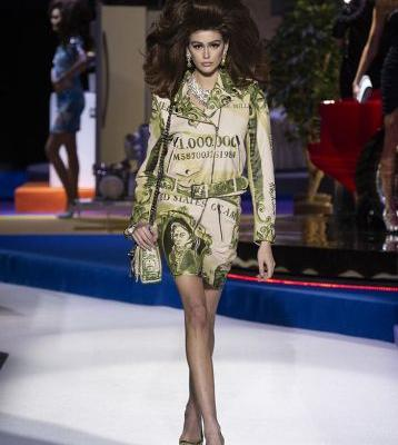 Moschino Women's Collection FW19-20