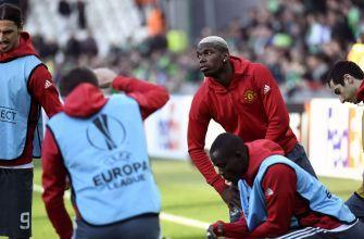 Manchester United looks to see off Saint Etienne in Europa League second leg