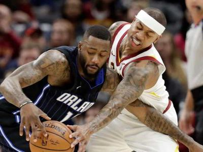 Cavaliers blow 23-point lead, hang on to beat Magic