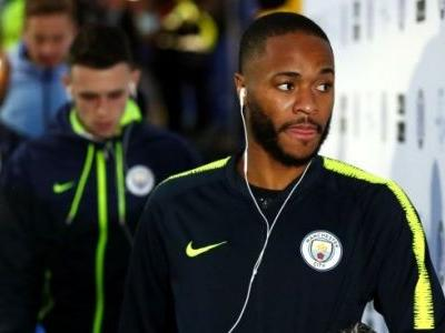 Sterling reveals where his PFA Player of the Year vote went