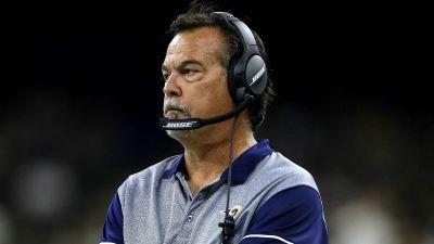 Jeff Fisher insists Eric Dickerson is welcome at Rams games, practices
