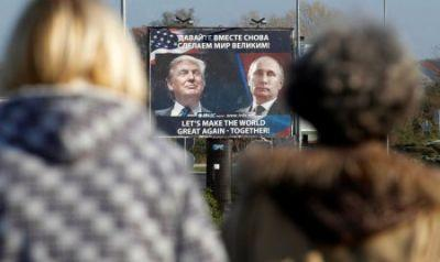 There is talk of a possible Putin-Trump meeting before July