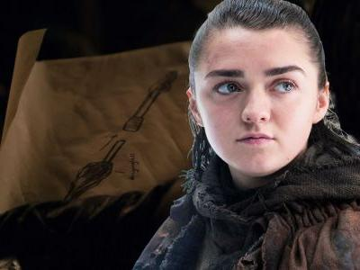 Game Of Thrones: Arya's Dragonglass Weapon Revealed